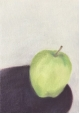 Green Apple on the Brown Dish SM.jpg